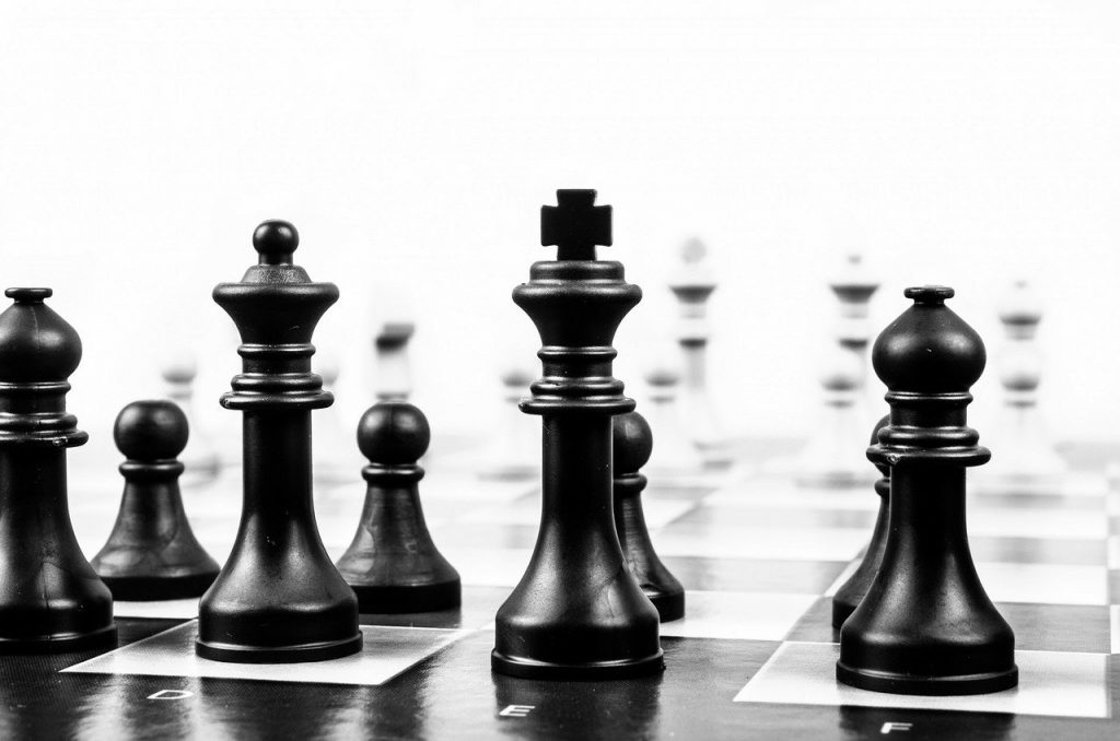 chess, strategy, chess board